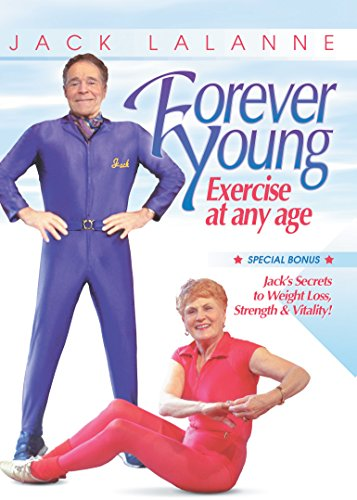 Jack LaLanne: Forever Young - Exercise at Any Age, for Seniors and Older Adults ()