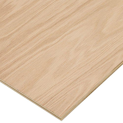 Red Oak Plywood (Price Varies by Size), used for sale  Delivered anywhere in USA