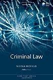 Criminal Law 10/e (Core Texts Series)