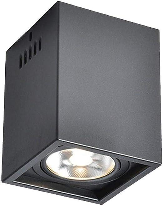XSWZAQ-sd Montado en la Pared Downlight Cuadrado proyector led luz ...