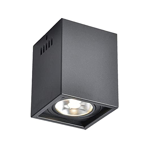 XSWZAQ-sd Montado en la Pared Downlight Cuadrado proyector led luz ...