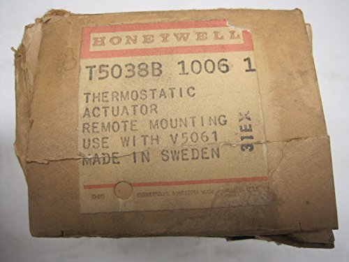 NEW HONEYWELL T5038B-1006-1 THERMOSTATIC ACTUATOR T5038B10061