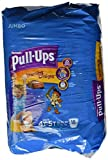 Health & Personal Care : Huggies Pull-Ups Learning Designs Boys' Training Pants Size 4T-5T - 18 ct cs of 4