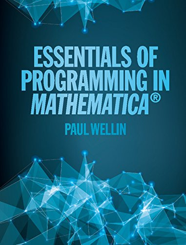 programming with mathematica - 3