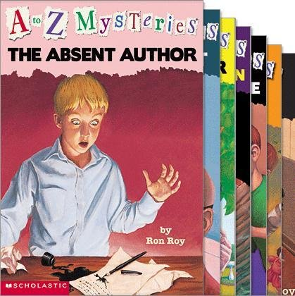 A to Z Mysteries Set (10) : The Bald Bandit - The Deadly Dungeon - The Falcon's Feathers - The Goose's Gold - The Invisible Island - The Jaguar's Jewel - The Kidnapped King - The Missing Mummy - The Orange Outlaw - The White Wolf - Mayflower Treasure (Book Sets for Kids : Children Series : Grade 2 - 3) (A To Z Mysteries The Missing Mummy)