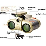 Generic Night Scope Binocular with Pop-up Light