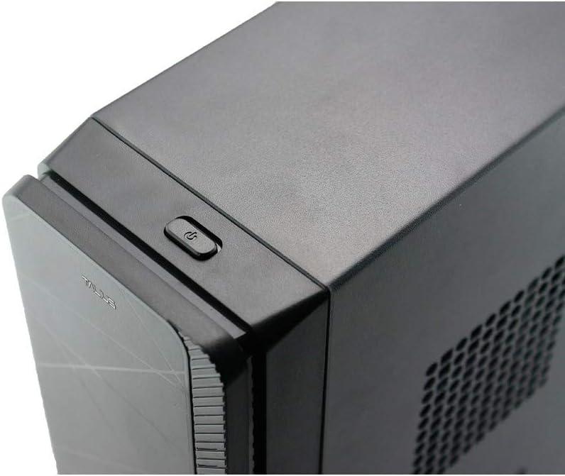 TALIUS Minni - Caja microATX, USB 3.0, USB 2.0, Slim, 500W, Lector ...