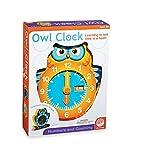 Mindware Owl Clock