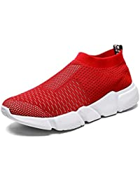 Womens Comfortable Fashion Cool Breathable Stylish Lightweight Sneakers US 5-12