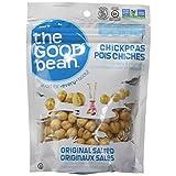 The Good Bean Original Salted Roasted Chickpea Snacks 70 Gram