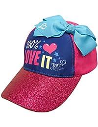Nickelodeon JoJo Siwa Love IT Girls Baseball Cap Hat Age 4-7 Blue