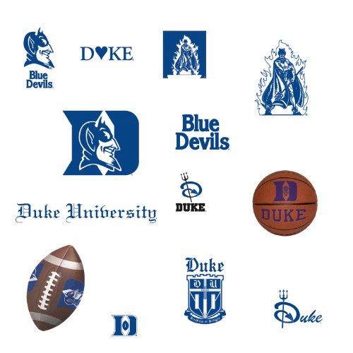 RoomMates RMK1057SCS Duke University Peel & Stick Wall Decals