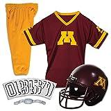 Franklin Sports NCAA Minnesota Golden Gophers Deluxe Youth Team Uniform Set, Medium