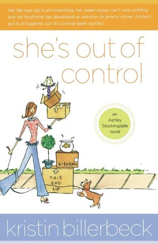 She's Out of Control (Ashley Stockingdale Series #1) pdf