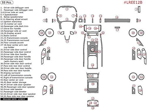 range rover dash panel - 2