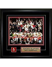 Frameworth Toronto Raptors 8x10 Pin and Plate 2019 Champions, 15x17, Multi
