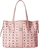 MCM Women's Liz Shopper Tote, Soft Pink, One Size