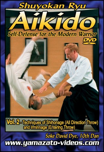Aikido Self Defense for the Modern Warrior Vol. II
