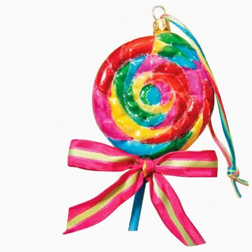 Ornaments to Remember: LOLLIPOP Christmas Ornament