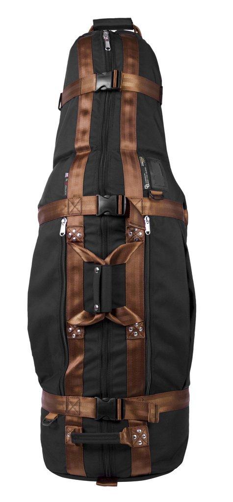 Clubglove TRS Ballistic Last Bag, Black/Bronze