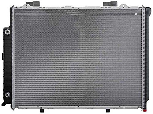 Behr Hella Service 376711151 Radiator (Mercedes Benz Radiator Fitting)