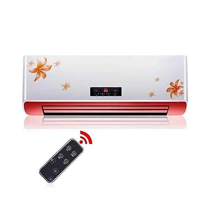 Radiador eléctrico MAHZONG Calentador doméstico Calentador de baño Calefactor de Oficina Calentador de Gas de Ahorro