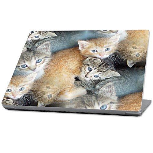大特価放出! MightySkins Protective Durable and Tan Unique Vinyl Decal wrap cover Skin Kittens Skin for Microsoft Surface Laptop (2017) 13.3 - Kittens Tan (MISURLAP-Kittens) [並行輸入品] B078982BG7, 犬山市:bc203135 --- senas.4x4.lt