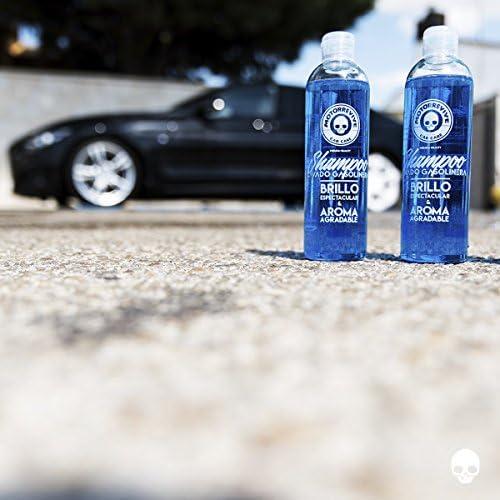 Motorrevive - Shampoo para lavar coche y moto, efecto brillo, PH ...