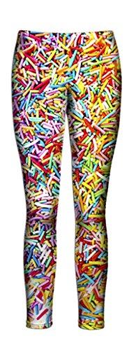 責め人物寄生虫Beloved Sprinklesレギンス – Full Length All Over Printファッションレギンス