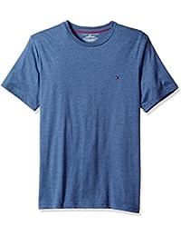 Short Sleeve Crew Neck Flag T-Shirt