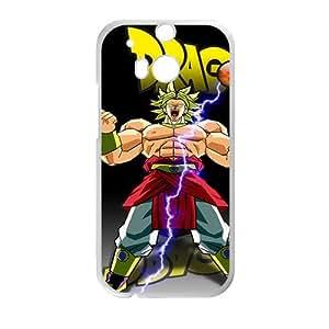 Naruto White HTC M8 case by runtopwell