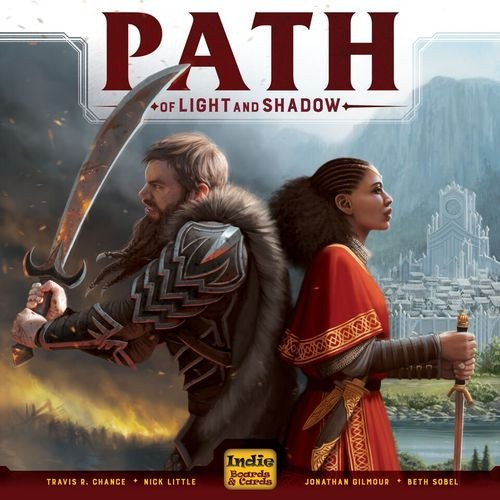 Indie Boards   Cards Path Of Light And Shadow Board Games