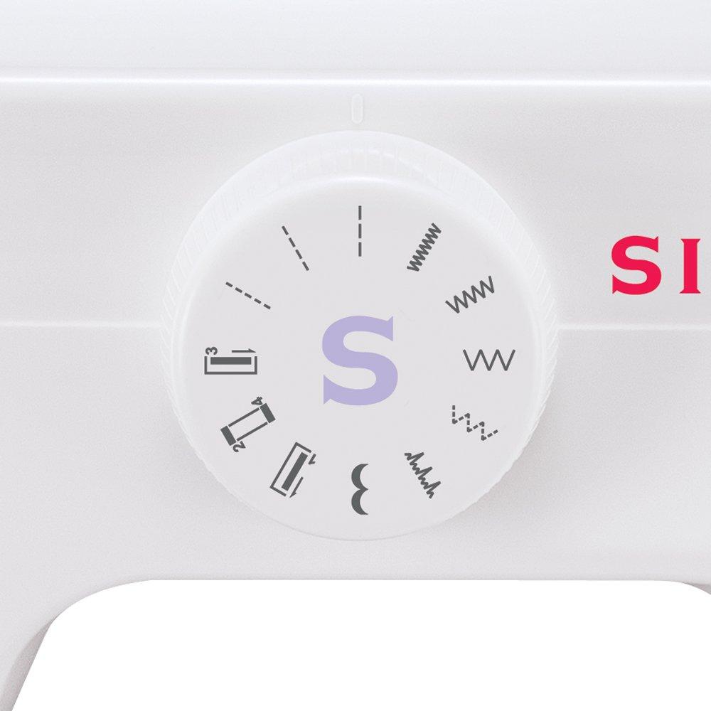Singer Start 1306 Sewing Machine White Home Kitchen Mesin