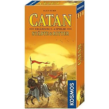 Kosmos - Die Siedler Von Catan : Städte & Ritter extension 5/6 joueurs