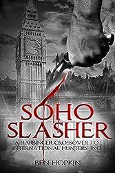 Soho Slasher: Jack Is Back: A Harbinger Crossover Novel to International Hunters, Inc. (English Edition)