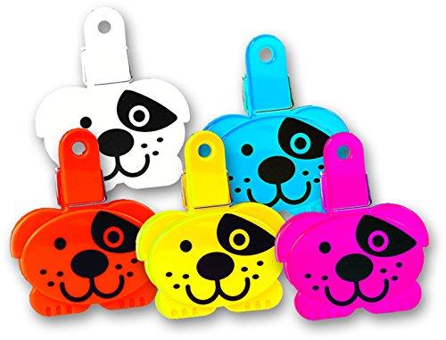 Face Buddies Cat Pet (Pet Buddies PB2308 Dog Food Bag Clips)