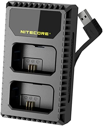Nitecore USN1 Batteries Compatible DSC RX10s product image