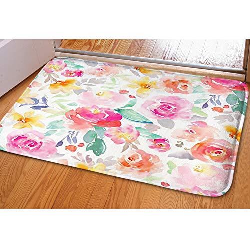 iBathRugs Door Mat Indoor Area Rugs Living Room Carpets Home Decor Rug Bedroom Floor Mats,Homemade Christmas Decorations]()