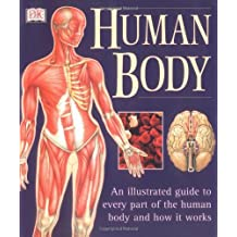 Human Body: An Illustrated Guide to Every Part of the Human Body and How It Works