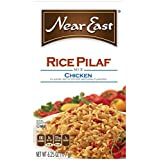 Near East Rice Pilaf Mix, Chicken (Pack of 12 Boxes) by Near East