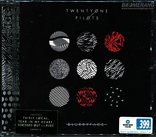 Twenty One Pilots - Blurryface (CD) (Twenty One Pilots Regional At Best Cd)