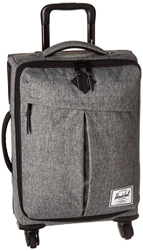 Herschel Supply Co. Highland Luggage, Raven Crosshatch by Herschel Supply Co.