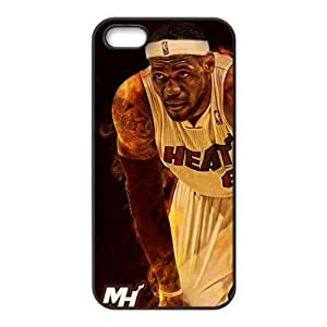 2015 Heat James Phone Case for Iphone 5s Black