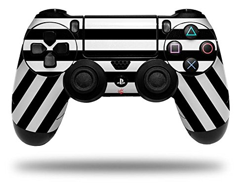 Stripes - Decal Style Wrap Skin fits Sony PS4 Dualshock Controller (CONTROLLER NOT INCLUDED) by WraptorSkinz