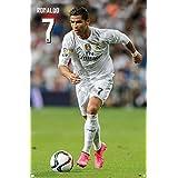 "Trends International RP14461 Real Madrid C Ronaldo Wall Poster, 22.375"" x 34"""
