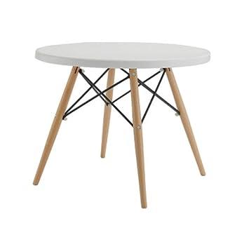 Folding table Nan Mesa de Cocina pequeña, 60 x 60 x 46 cm, Mesa de ...