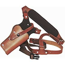 Western Images Leatherworks, Inc Sportsman's Leather Chest Holster for Taurus Revolvers