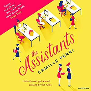 The Assistants Audiobook