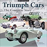 Illustrated History Of Triumph Sports And Racing Cars Book Tr2 Tr3 Tr4 Tr6 Tr7