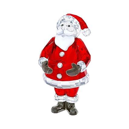 aa9b70671c775 Swarovski Santa Claus Holiday Figurine: Amazon.ca: Home & Kitchen